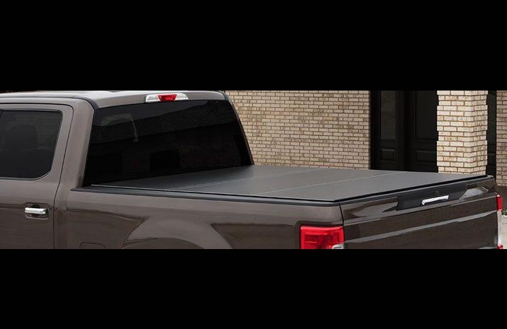 Lomax - Hard Tri-Fold Cover